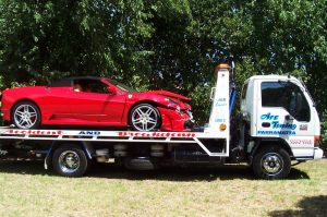 Towing Ermington