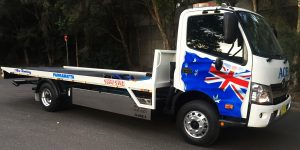 Towing North Parramatta